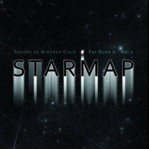 Brandon Clark Starmap Vol 1 for Dune 2