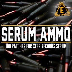 Electronisounds Serum Ammo