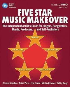 Hal Leonard Five Star Music Makeover