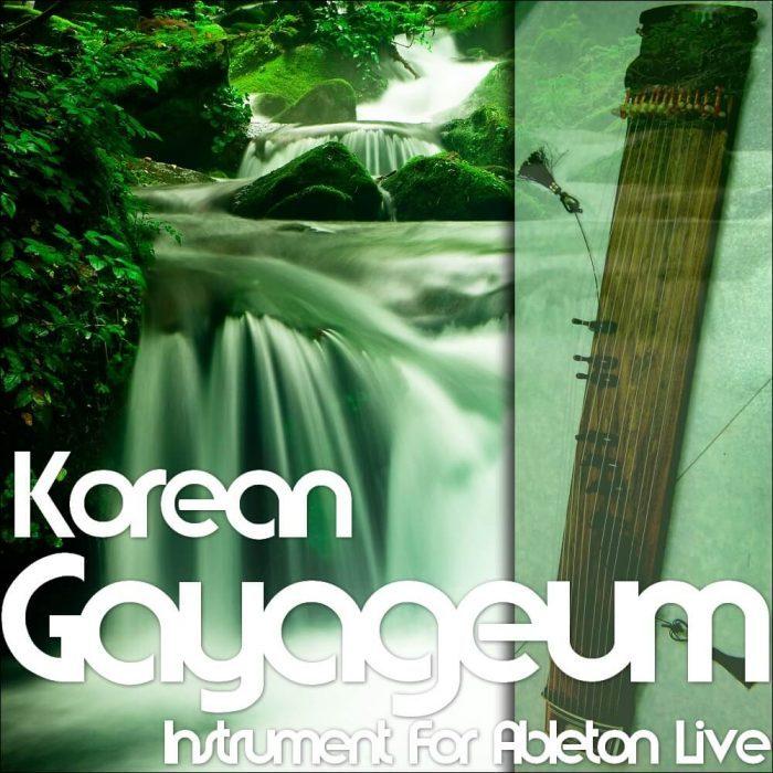 Monade Sounds Korean Gayageum