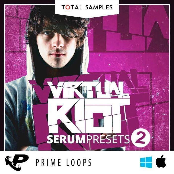 Prime Loops Virtual Riot Serum Presets Vol. 2