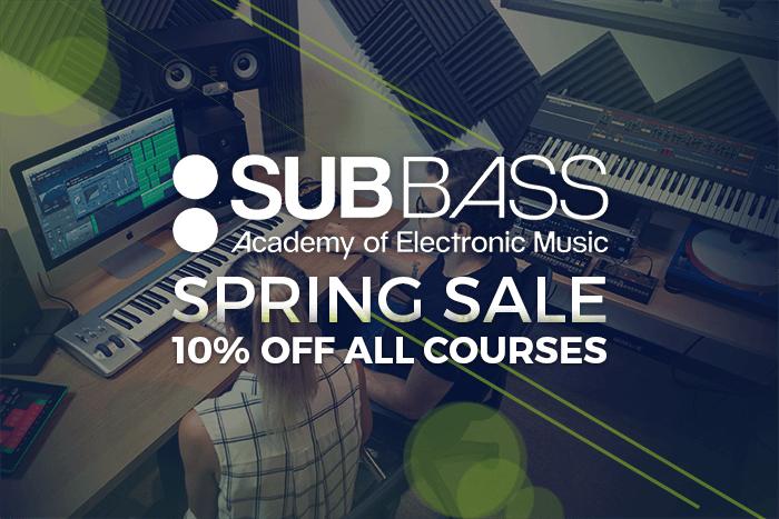 SubBass Spring Sale