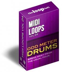 The Loop Loft Odd Meter Drums Vol 3