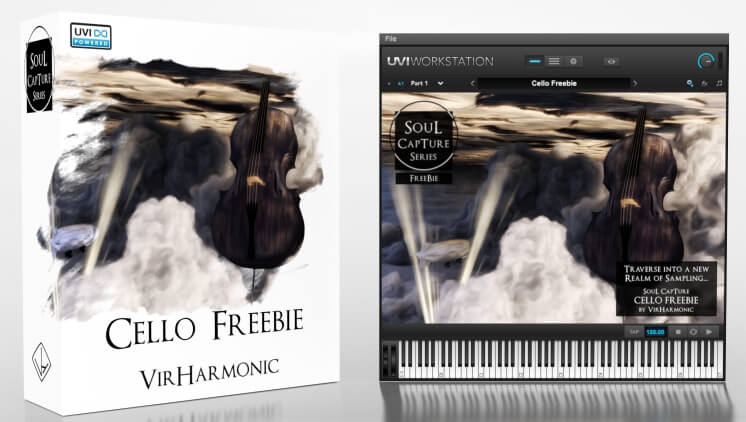Virharmonic Cello Freebie