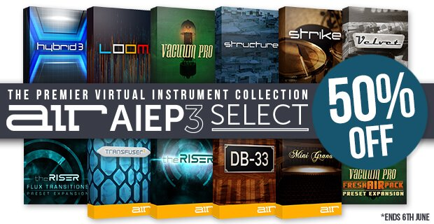 PIB Air Music Instrument Expansion Pack 3 Select sale