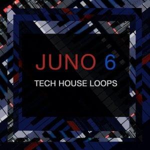 SPF Samplers Juno 6 Tech House Loops