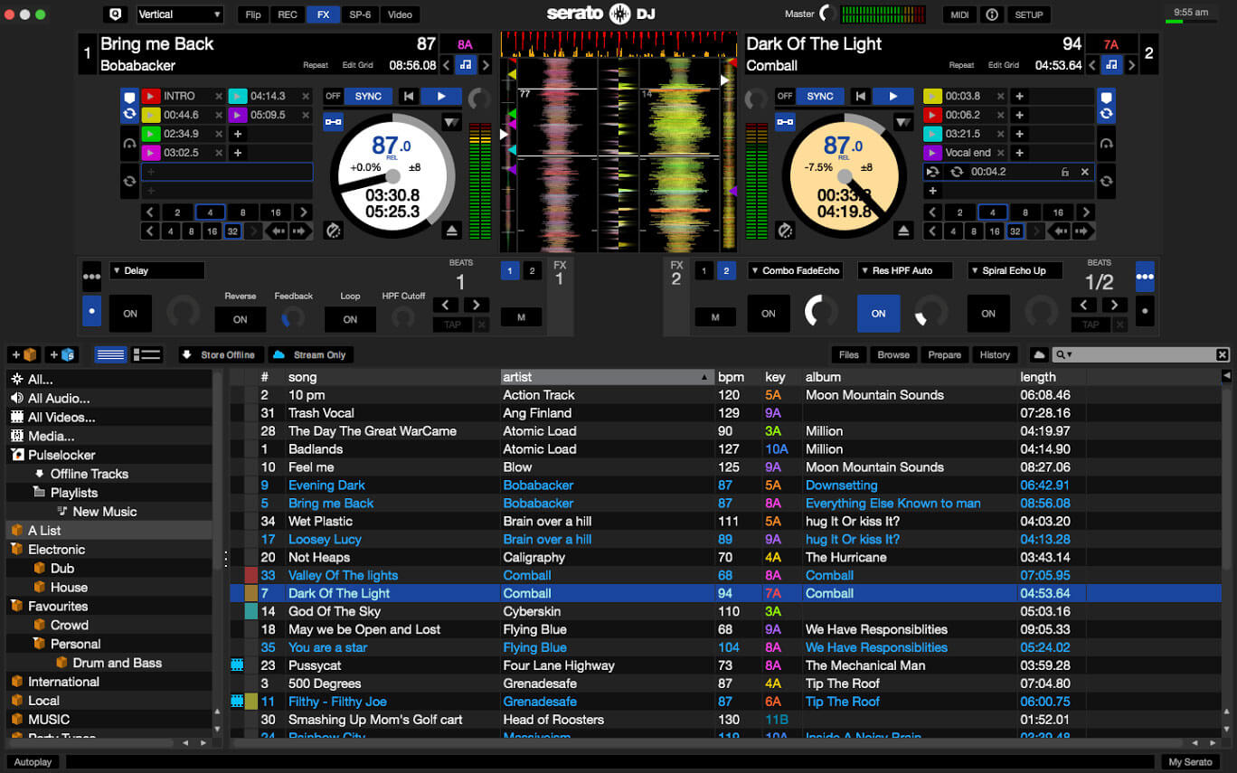 Serato DJ mixing software updated to v1 9 1