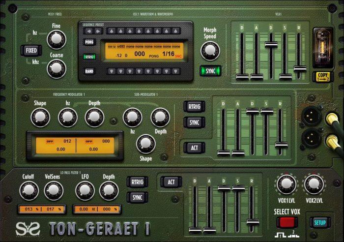 SyS Ton-Geraet 1