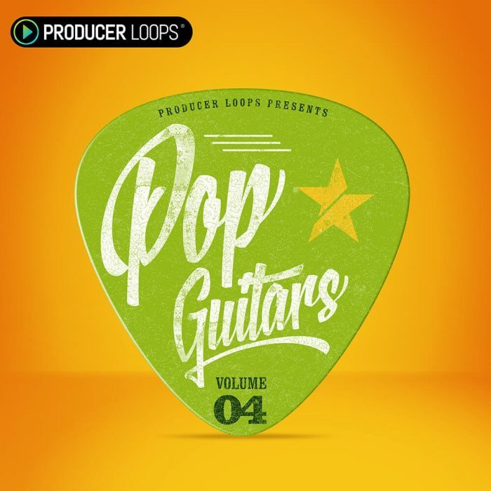 Producer Loops Pop Guitars Vol 4