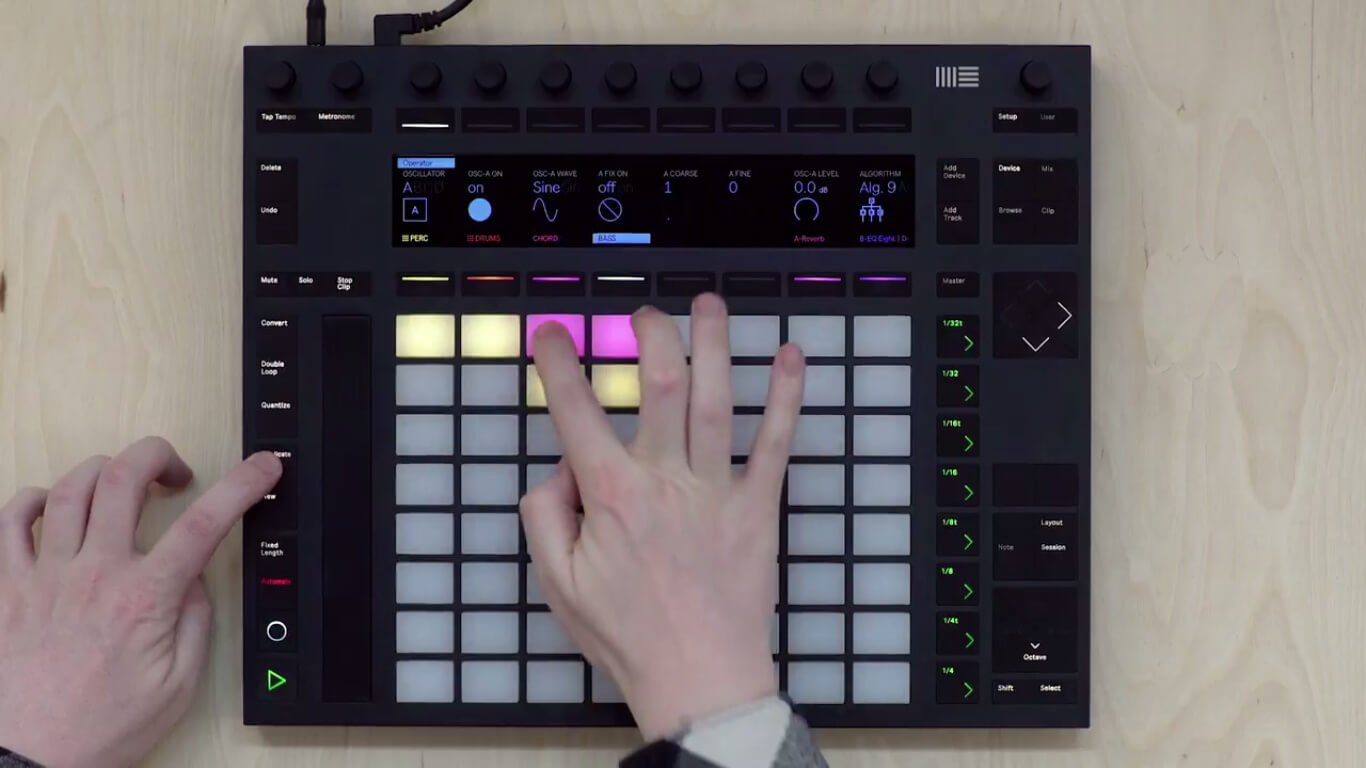 Ableton Live music making software updated to v9 6 2