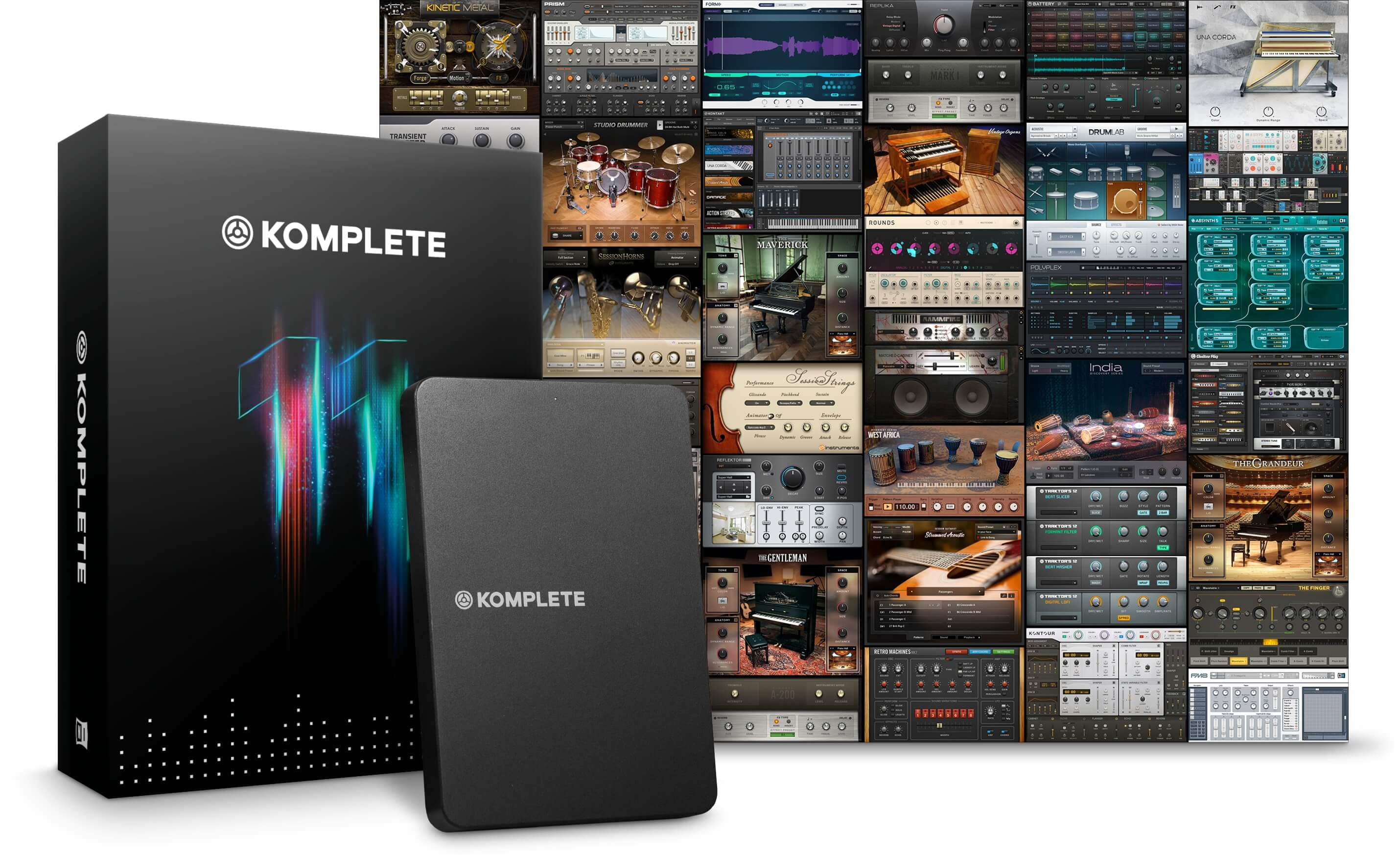 Native Instruments KOMPLETE 11 launching September 1st
