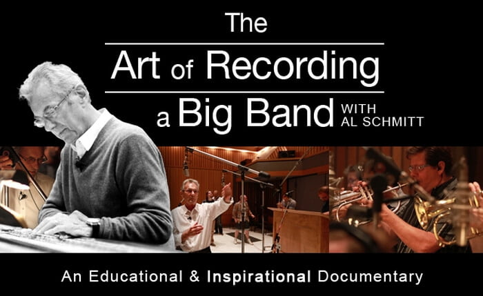 Groove3 The Art of Recording a Big Band
