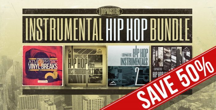 Loopmasters Instrumental Hip Hop Bundle