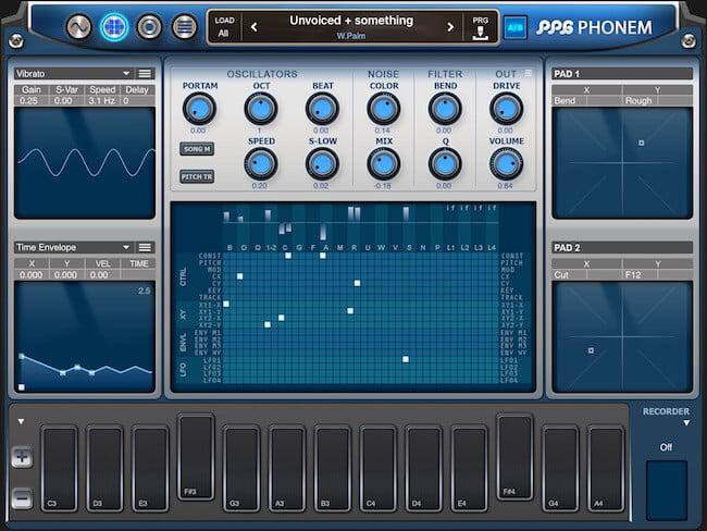 PPG Phonem for iPad 03