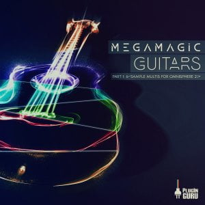 PluginGuru MegaMania Guitars Part 1