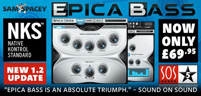 TimeSpace Epica Bass 1.2