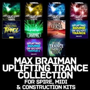 Trance Euphoria Max Braiman Uplifting Trance Collection