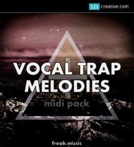 123Creative Vocal Trap Melodies