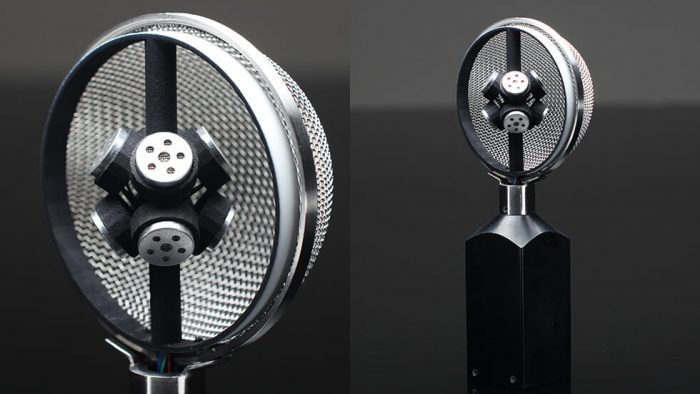 8 Capsule Second Order Microphone