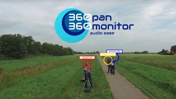 Audio Ease 360pan suite