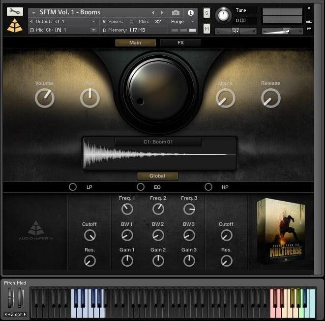 Audio Imperia Scenes From The Multiverse