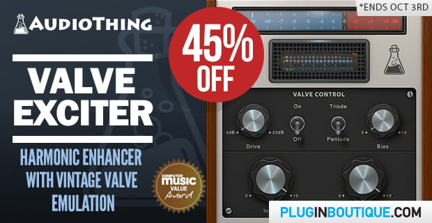 AudioThing Valve Exciter sale