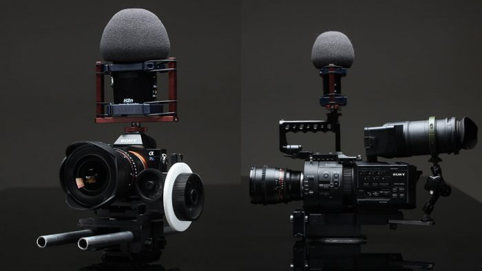 Compact Ambisonics For Video Cameras