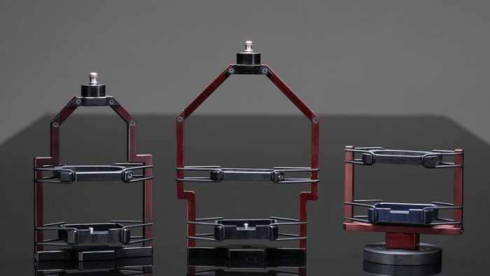 Multiple Ambisonic Mounts for VR