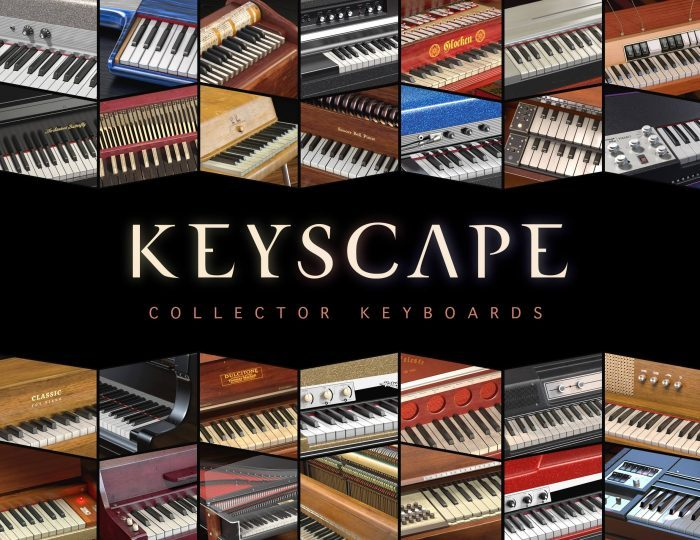 Spectrasonics Keyscape collection