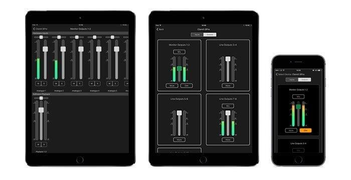 Focusrite iOS Control