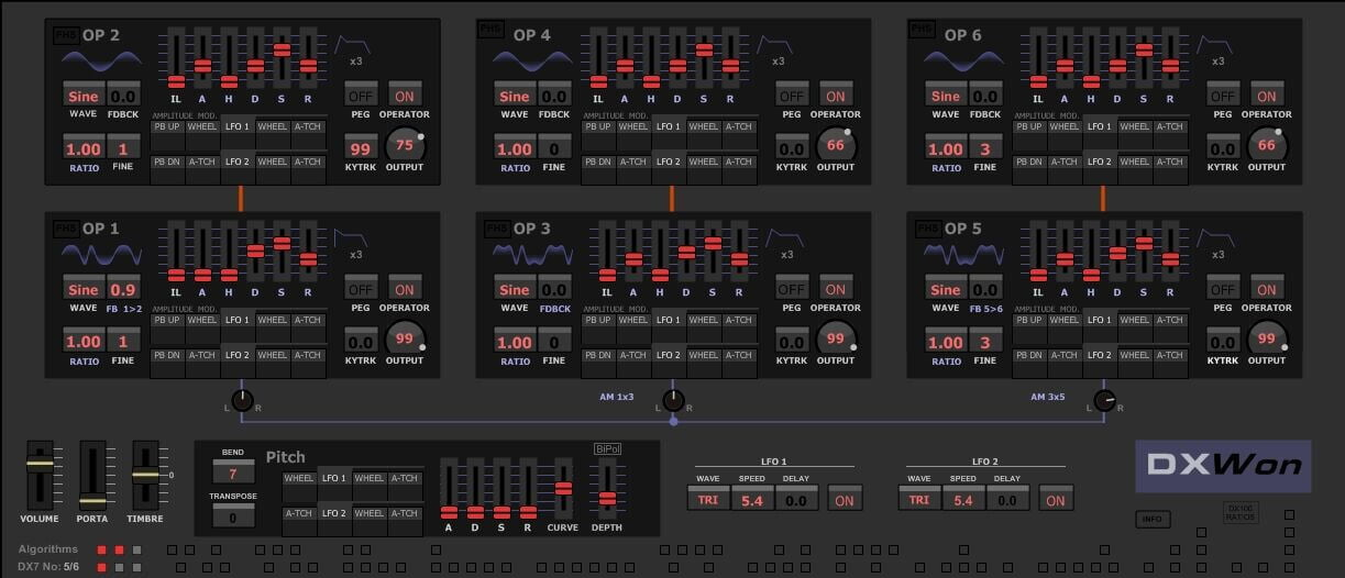 Free vintage synth emulation VST plugins by Kevin Brown