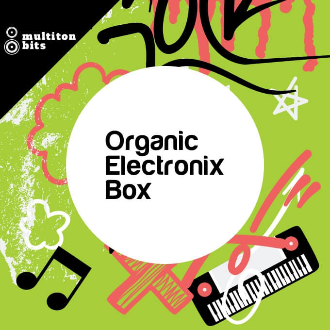 Multiton Bits Organic Electronix Box