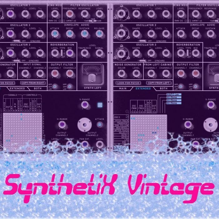 Noisy Life Synthetix Vintage