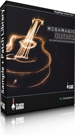 PlugInGuru MegaMagic: Guitars Part 2 for Omnisphere 2