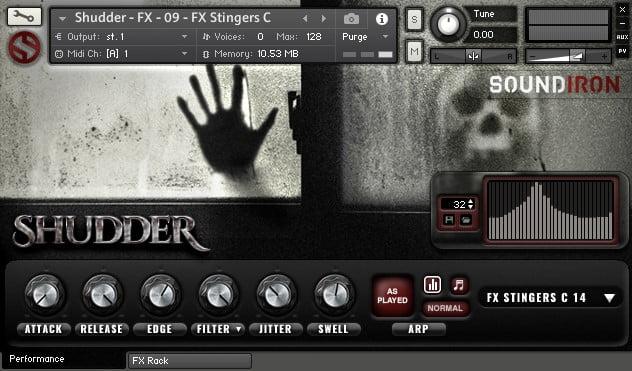Soundiron Shudder