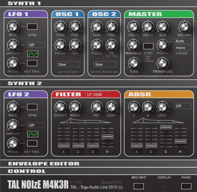 Togu Audio Line Noisemaker