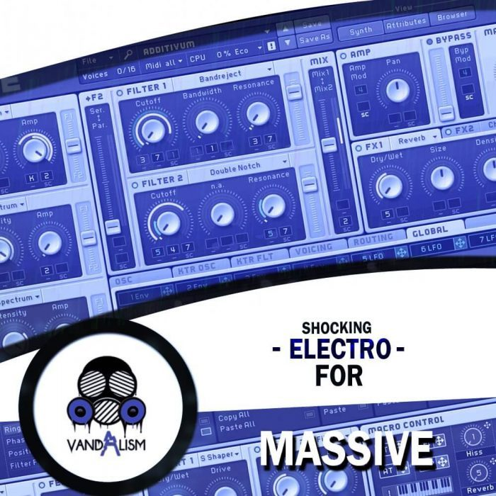 Vandalism Shocking Electro for Massive
