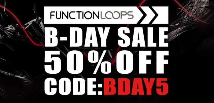 Function Loops 5 year anniversary sale