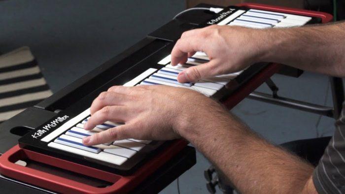 Keith McMillen Instruments K Board Pro 4 feat