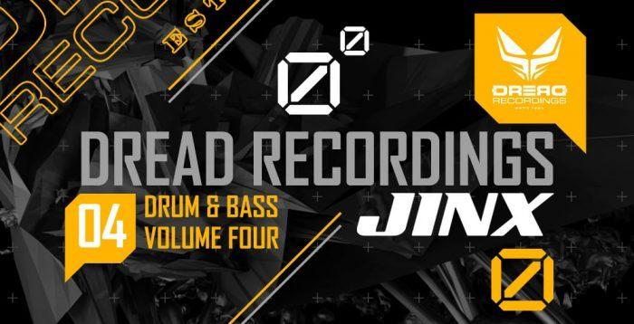 Loopmasters Dread Recordings Vol 4 Jinx
