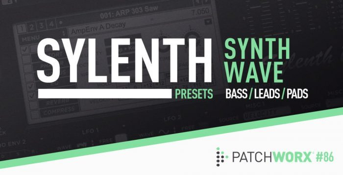 Loopmasters Synthwave for Sylenth