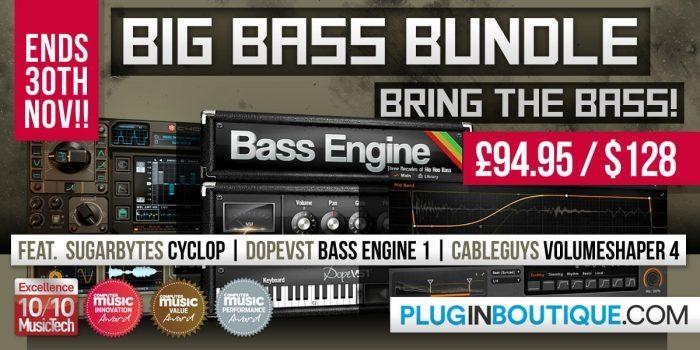 PIB Big Bass Bundle