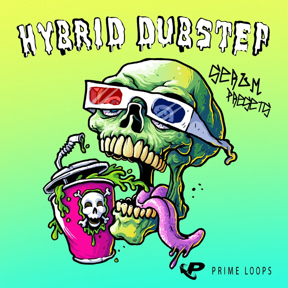 Prime Loops Hybrid Dubstep soundset for Xfer Serum