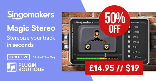 Singomakers Magic Stereo bf sale