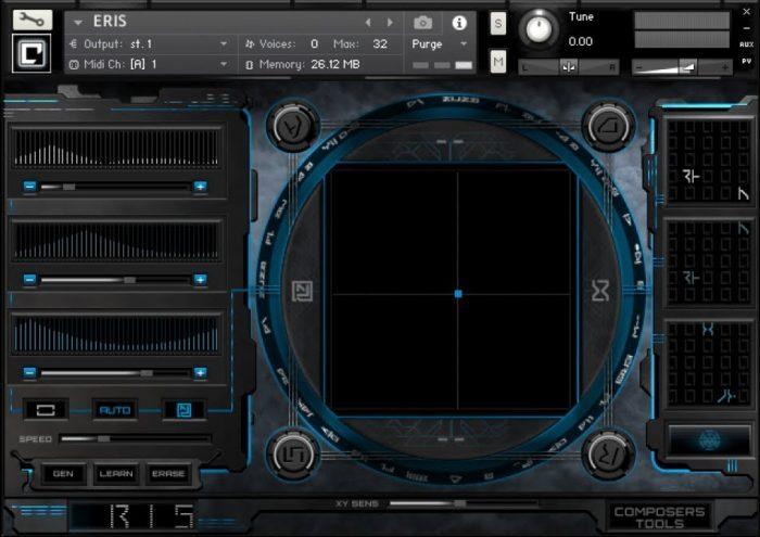 VST Buzz Composer Tools Eris