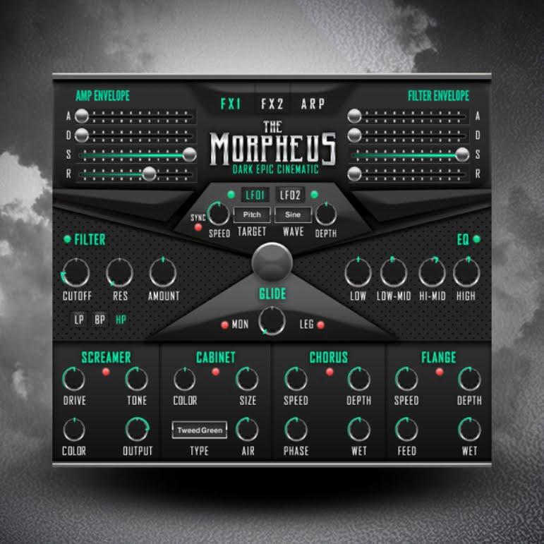 Win Xclusive-Audio The Morpheus cinematic Kontakt library