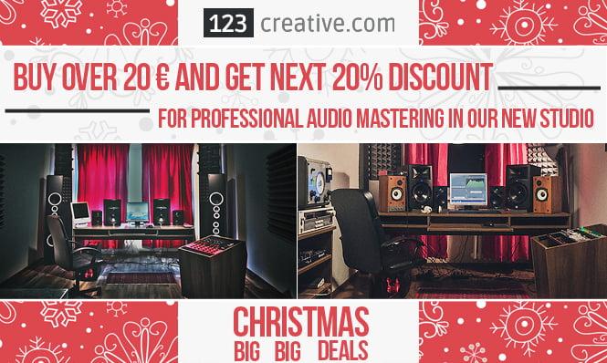 123creative Big Christmas sale