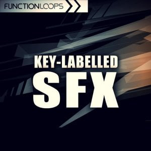 Function Loops Key Labelled SFX