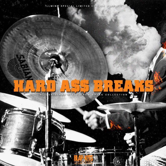 Hard A$$ Breaks, Claps On Fleek & BLAP KIT Vol  8 by !llmind