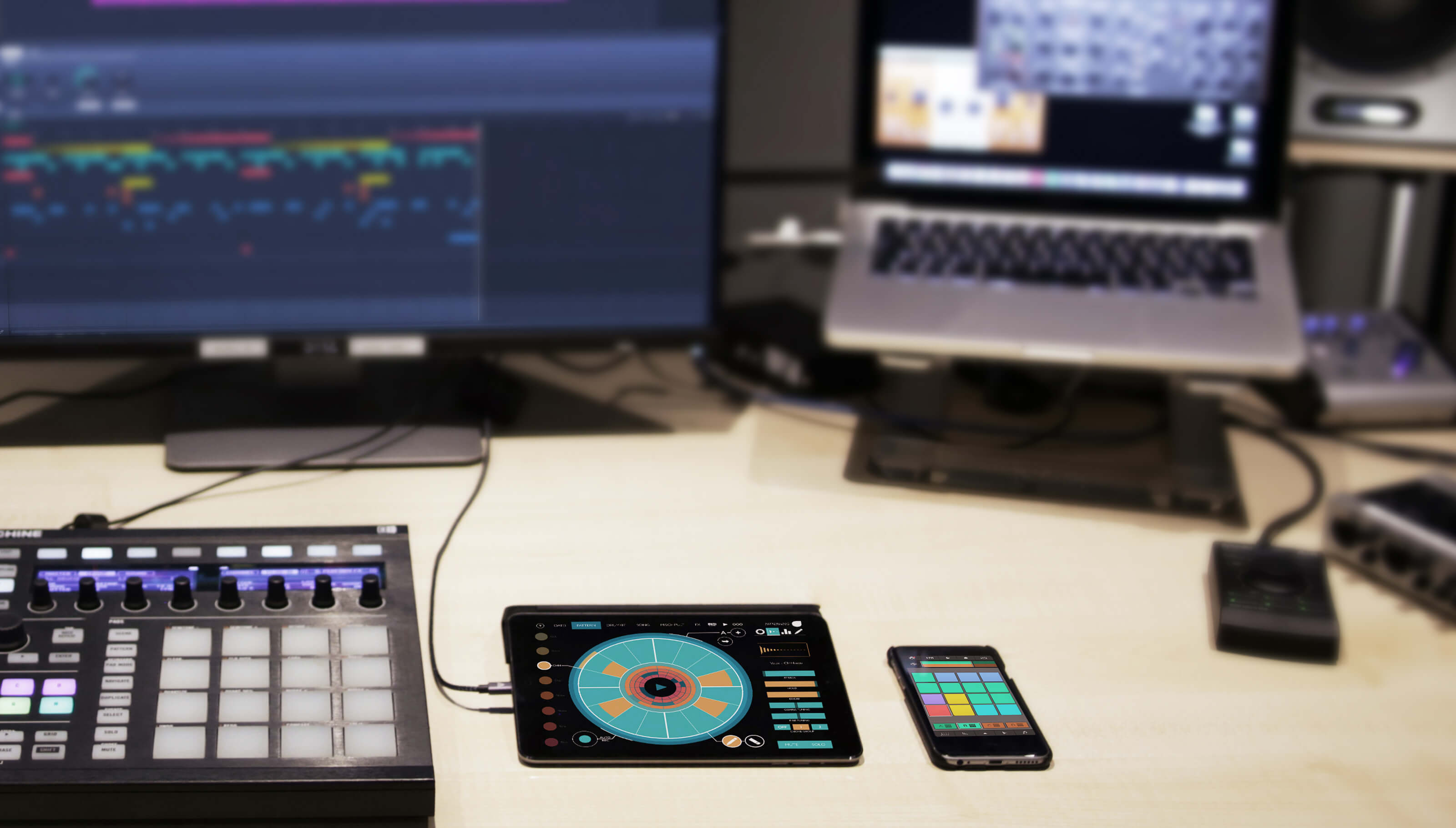 Native Instruments intros Ableton Link support for MASCHINE